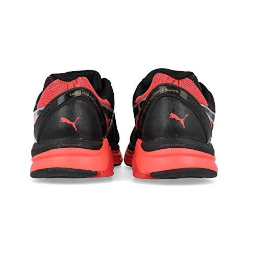 Para Women's S Faas Correr V2 Puma Zapatillas 600 Negro 7YUq7x4