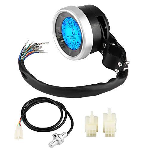 Motorcycle Tachometer Speedometer Odometer:
