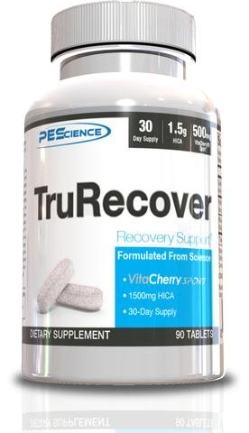 PEScience TruRecover, Recovery Support Featuring HICA & Tart Cherry Extract