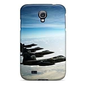 Galaxy S4 Case Bumper Tpu Skin Cover For F 22 Stealth Accessories by icecream design