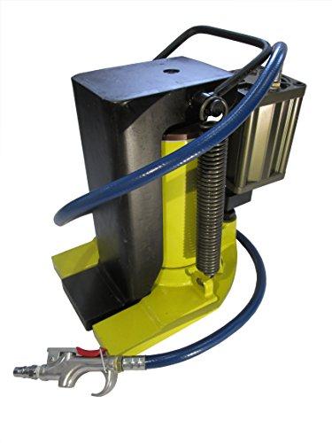 20 Air Ton Hydraulic Toe Jack Ram Machine Lift Cylinder QD-20Q by HYDRAFORE