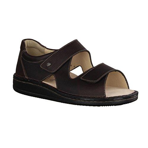 Finn Comfort 81525500024, Sandali uomo marrone marrone marrone
