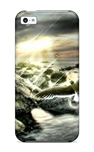 TYH - Frank J. Underwood's Shop Best Anti-scratch Case Cover Protective Sunset Dreamer Case For Iphone 4/4s phone case