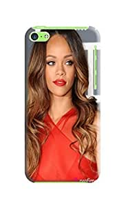 2014 hot new fantastic tpu phone case cover with texture for iphone 5c of Rihanna in Fashion E-Mall