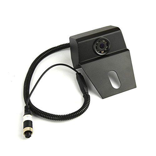 9002-8808 Jeep Wrangler Rear Vision Camera for Smittybilt 2743 Tire Carrier 2007-2018 JK by Brandmotion (Image #2)