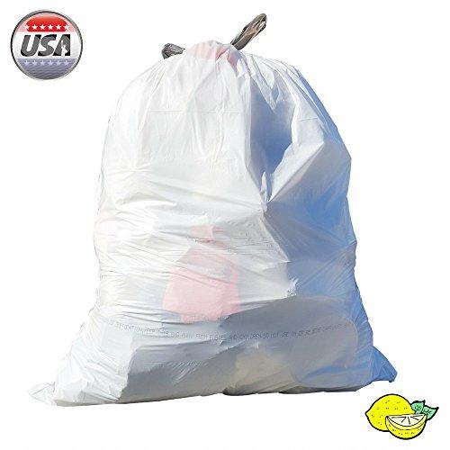 Restaurant Garbage Bags - 4