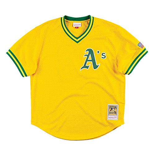 Used, Mitchell & Ness Jose Canseco Oakland Athletics Men's for sale  Delivered anywhere in USA