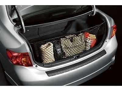 TrunkNets TRUNK ENVELOPE CARGO NET FOR TOYOTA COROLLA