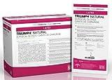 Medline Aloetouch Natural Surgical Gloves (GLOVE, SURG, TRIUMPH NTRL, ALOE, LTX, PF, 6.5)