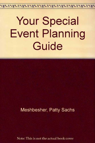 Your Special Event Planning Guide