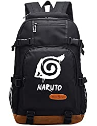 Gumstyle Naruto Luminous School Bag College Backpack Bookbags Student Laptop Bags