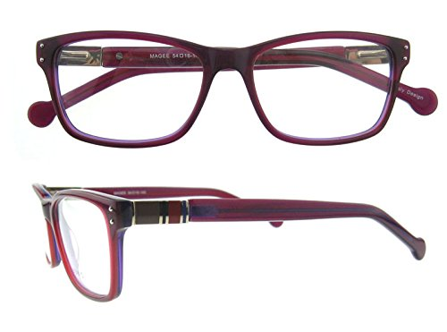 OCCI CHIARI Unisex Colorful Eyewear Frame Clear lens Eyeglasses