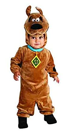 Scooby-Doo Romper Costume ROMPER 6-12 MONTHS  sc 1 st  Amazon.com & Amazon.com: Scooby-Doo Mystery Gang Costumes: Clothing
