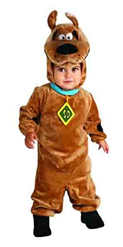 Family Halloween Costumes With Toddler (Scooby-Doo Romper Costume, ROMPER, 12-18 MONTHS)