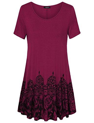 Laksmi Womens Printed Shirts Sleeve