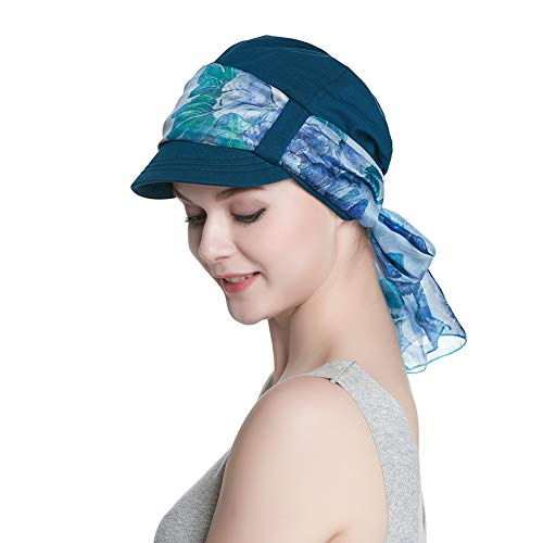 (Bamboo Chemo Caps for Women Painter Hat)