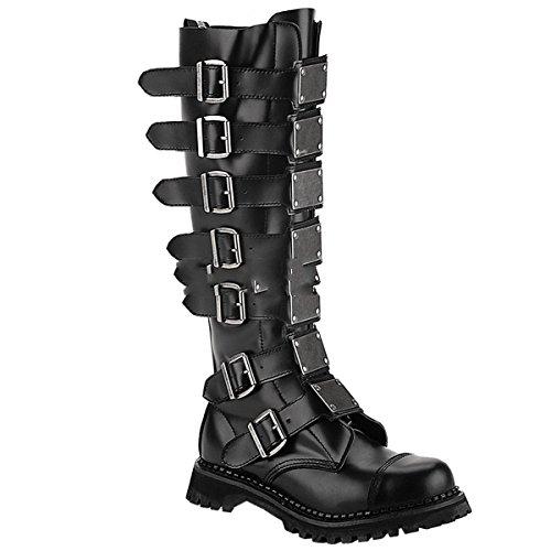 Demonia Reaper-30 - gothique punk ranger bottes Boots chaussures unisex 36-48