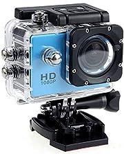 Lixada Outdoor Sports Camera Waterproof Diving Camera Multi-function SJ4000 Underwater Sports DV Camera