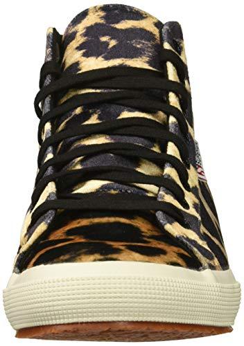 Pictures of Superga Women's 2795 FANVELVETW Sneaker Leopard S00FUY0 5