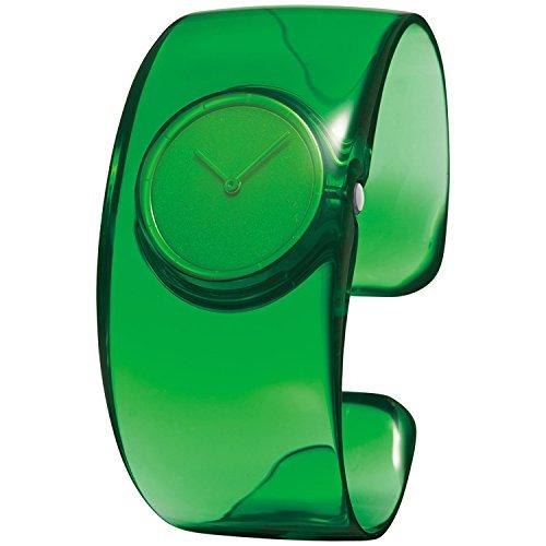 ISSEY MIYAKE Watch Men's / Women's O O Tokujin Yoshioka Design Green NY0W002