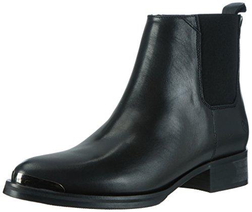 Liebeskind Berlin LF175020 Nappa, Zapatillas de Estar por Casa para Mujer, Schwarz (Nairobi Black), 36 EU