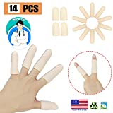 Gel Finger Cots, Finger Protector Support