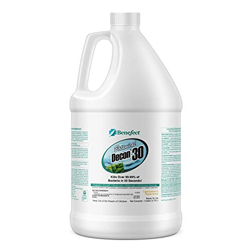 Benefect Botanical Decon 30 Disinfectant Cleaner 20476