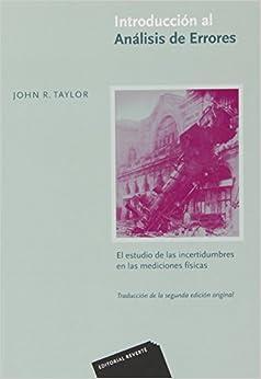 Libros Descargar Gratis Introducción Al Análisis De Errores PDF Web