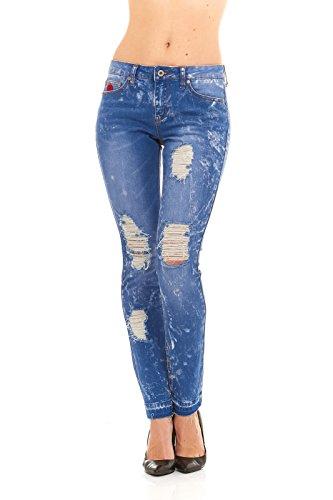 Destroyed-Denim-Acid-wash-Blue-Jeans-by-Red-Jeans