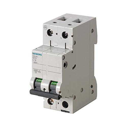 Siemens 5sl6 –  Automatischer Leitungsschutzschalter 230 V 6 kA 1 + Neutral polig C 16 A 5SL6516-7