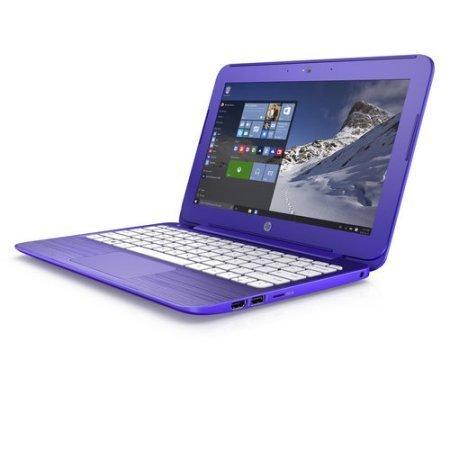 HP-Stream-11-116-inch-Premium-Flagship-Laptop-Computer-Intel-Celeron-N3060-16GHz-4GB-RAM-32GB-eMMC-drive-80211ac-WiFi-USB-31-port-Windows-10-Home-Purple-Certified-Refurbished