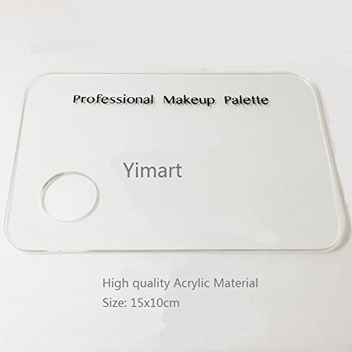 Mixing Plate w/Spatula by Pree Cosmetics