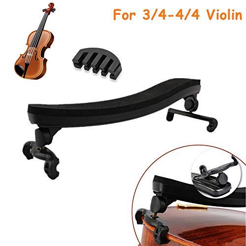 Suewio Violin Shoulder Rest for 4/4-3/4 Size
