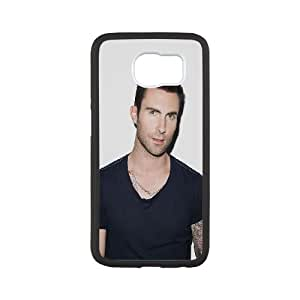 Adam Levine Samsung Galaxy S6 Cell Phone Case White