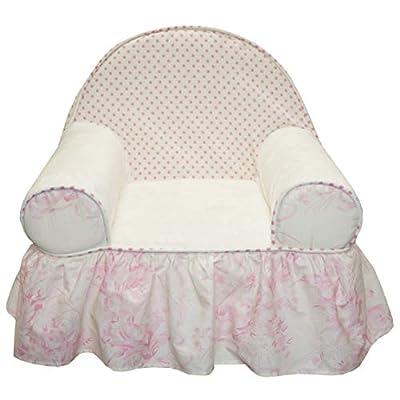 Heaven Sent Girl Kids Club Chair: Kitchen & Dining