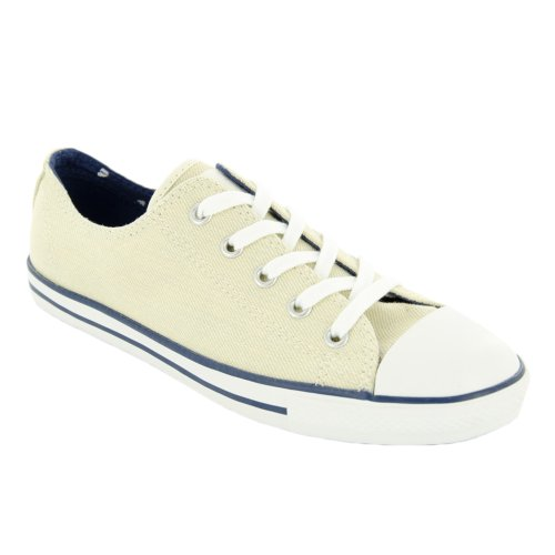Converse CT Dainty Ox Off White Womens Trainers Size 37 EU