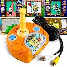 Spongebob Squarepants Dilly Dabbler 10-in-1 TV Game