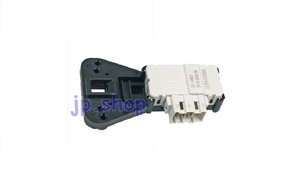 Samsung DC6401538A DC64-01538A - Cerradura eléctrica para lavadora ...