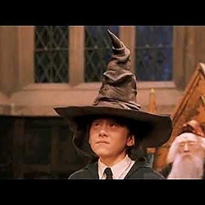 NECA Harry Potter Talking Sorting Hat Plush: Toys & Games