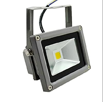 Warm White, Grey Shell 10W : 10W Led Flood Light Outdoor Lamp Security Waterproof Floodlights Spotlight led Projector Lamp Garden Lighting AC/DC12V US AU CA