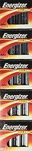 Energizer AA Batteries max Alkaline 20-Pack
