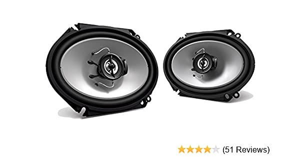 NEW KENWOOD F-150 250 350 TRUCK STEREO FRONT OR REAR AUDIO SPEAKERS W HARNESS