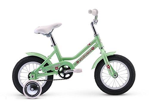 Torker Bike Wildflower Girl's Neighborhood Cruiser Bike, 12-