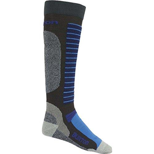 Burton Phase Snowboard Socks (Burton Merino Phase Sock Men's Faded M)