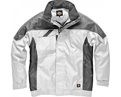 Dickies Industrie Winterjacke, weiß, S, IN30060