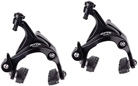 SM SunniMix 自転車 ブレーキキャリパー フロント+ リアブレーキキャリパー セット 19インチ21インチホイール用 2個入り