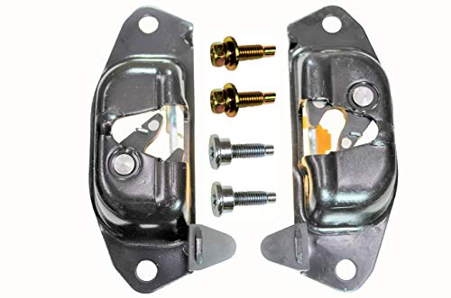 - PT Auto Warehouse GM-7523-TGP - Tailgate Latch Assembly - 1 Pair