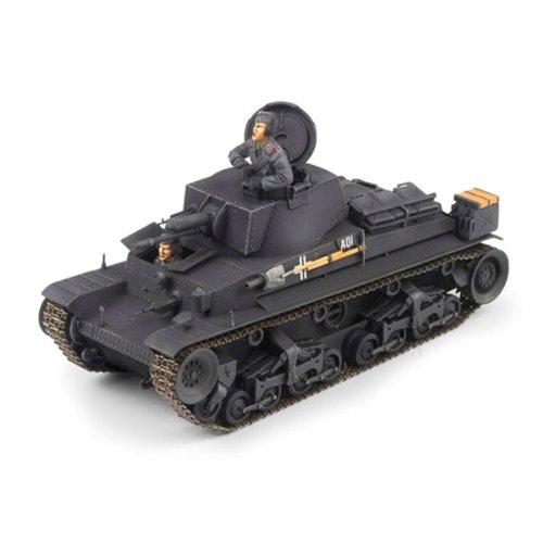 Military Land Vehicle Model Building Kit Academy German Light Tank Pz.Kpfw 35 t