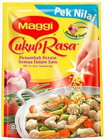 Maggi All-In-One Cooking Mix/Seasoning With Fresh Onions & Garlic/