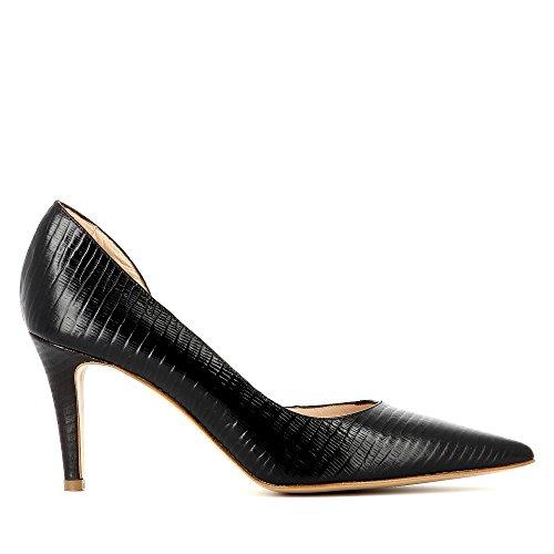 Evita Shoes Jessica - Zapatos de vestir de Otra Piel para mujer marrón oscuro